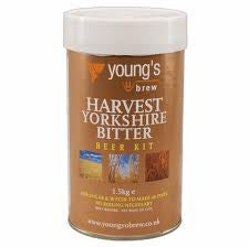 Young's Harvest Yorkshire Bitter