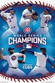 World Series 2016 Champions - Chicago Cubs