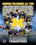 Michigan Wolverines Posters
