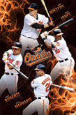 Orioles Players Of The Present And Past Posters