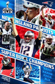 Patriots Super Bowl Posters