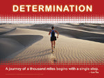 Determination Motivational Posters