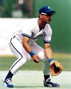 "George Brett ""Hot Corner Classic"" (c.1985) Kansas City Royals Premium Poster - Photofile Inc."