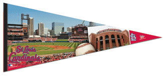 St. Louis Cardinals Busch Stadium Gameday EXTRA-LARGE Premium Pennant
