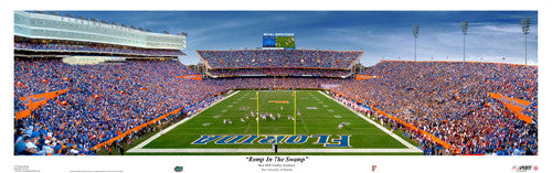 "Florida Gators Football ""Romp in the Swamp"" - USA Sports Inc."