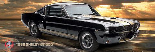 1966 Shelby GT-350 Classic Muscle Car GIANT Wall-Sized Poster - GB Eye