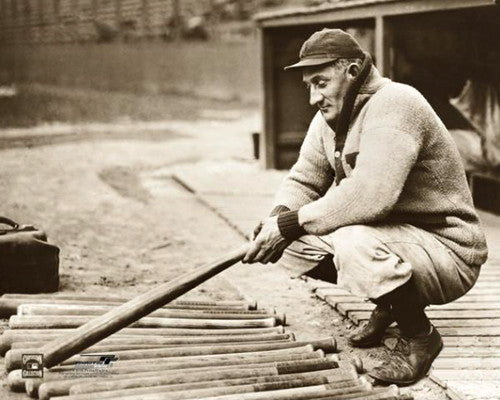 "Honus Wagner ""Choosin' Lumber"" (c.1910) Pirates Premium Poster Print - Photofile"