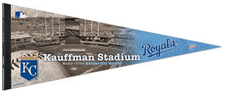 Kansas City Royals Kauffman Stadium Gameday Premium Pennant