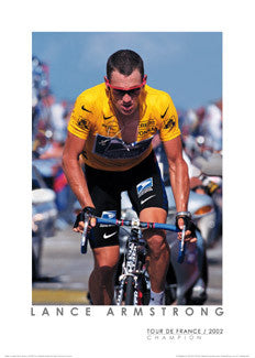 "Lance Armstrong ""Mont Ventoux 2002"" - Graham Watson"