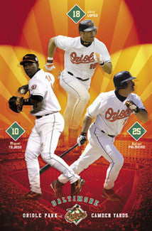 "Baltimore Orioles ""Shining Stars"" - Costacos 2004"