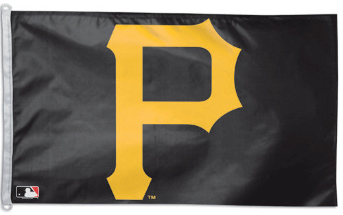Pittsburgh Pirates Official MLB Baseball 3'x5' Team Banner Flag - Wincraft