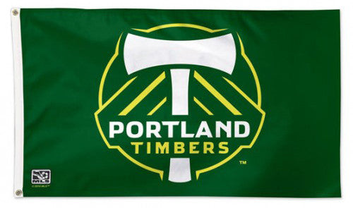 Portland Timbers Official MLS Soccer 3' x 5' Deluxe-Edition Flag - Wincraft Inc.