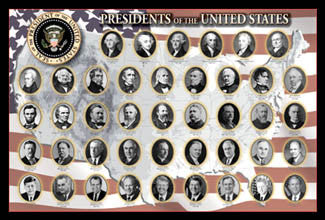 """Presidents of the United States"" - Eurographics 2005"