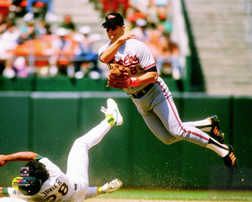 "Cal Ripken Jr. ""Turn Two"" (1989) - Photofile Inc."