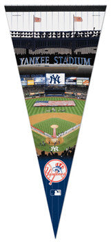 "New York Yankees ""Yankee Stadium Gameday"" XL Premium Felt Pennant - Wincraft"