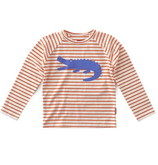 Little Label long sleeved tshirt Crocodile