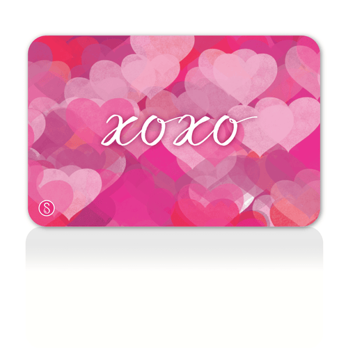 eGift Card | Valentine's Day Hearts | XOXO Sweaty Bands