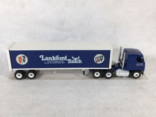 Winross Lankford Buick Truck/Trailer 1980s Diecast Boxed 1:64 Mack Semi Cab   - TvMovieCards.com