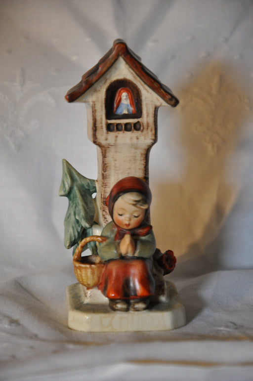 "Goebel Hummel Figurine # 84/0 ""Worship"" TMK3 5.50"" Girl Praying   - TvMovieCards.com"