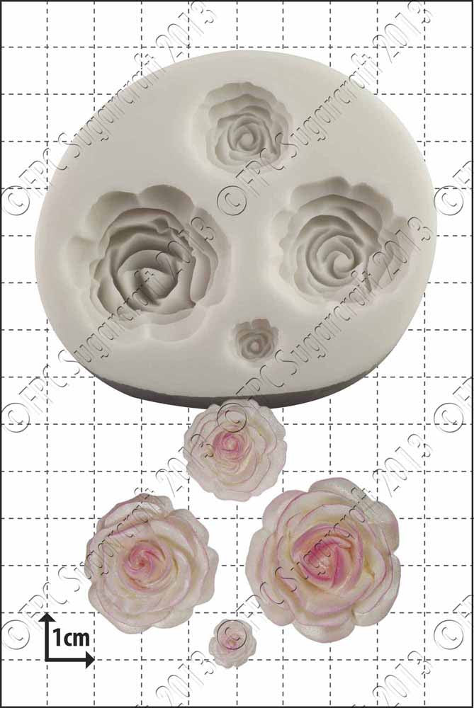 Multi Rose FPC Mould
