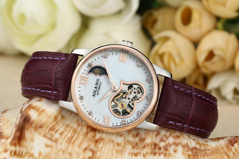 Montélla Rose Gold Analog Collection