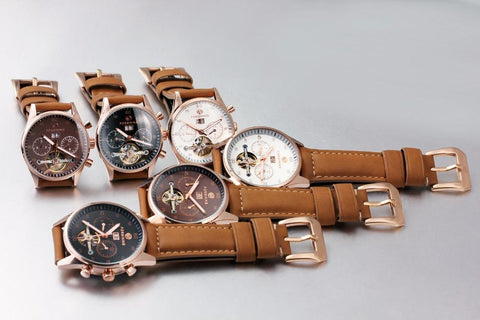 Image of Notre Dame: Rose Gold Special Edition Analog