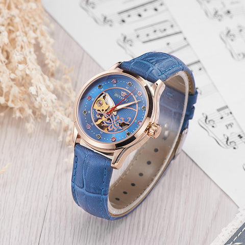Symphony Midnight Blue Analog