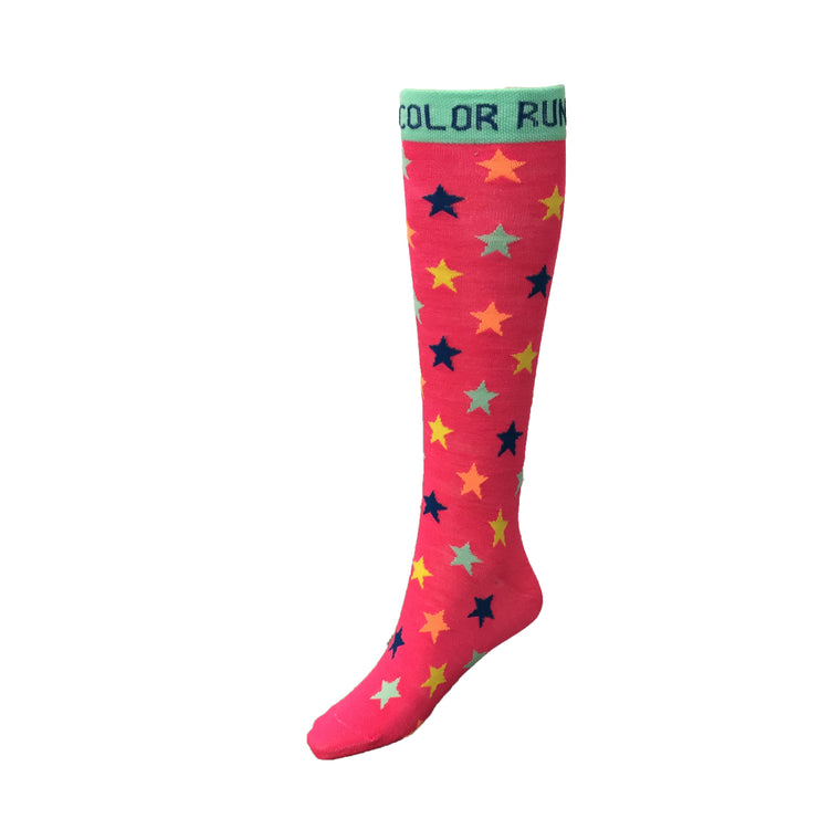 Star Running Socks