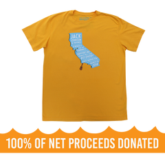 Men's Gold Benefit Tee