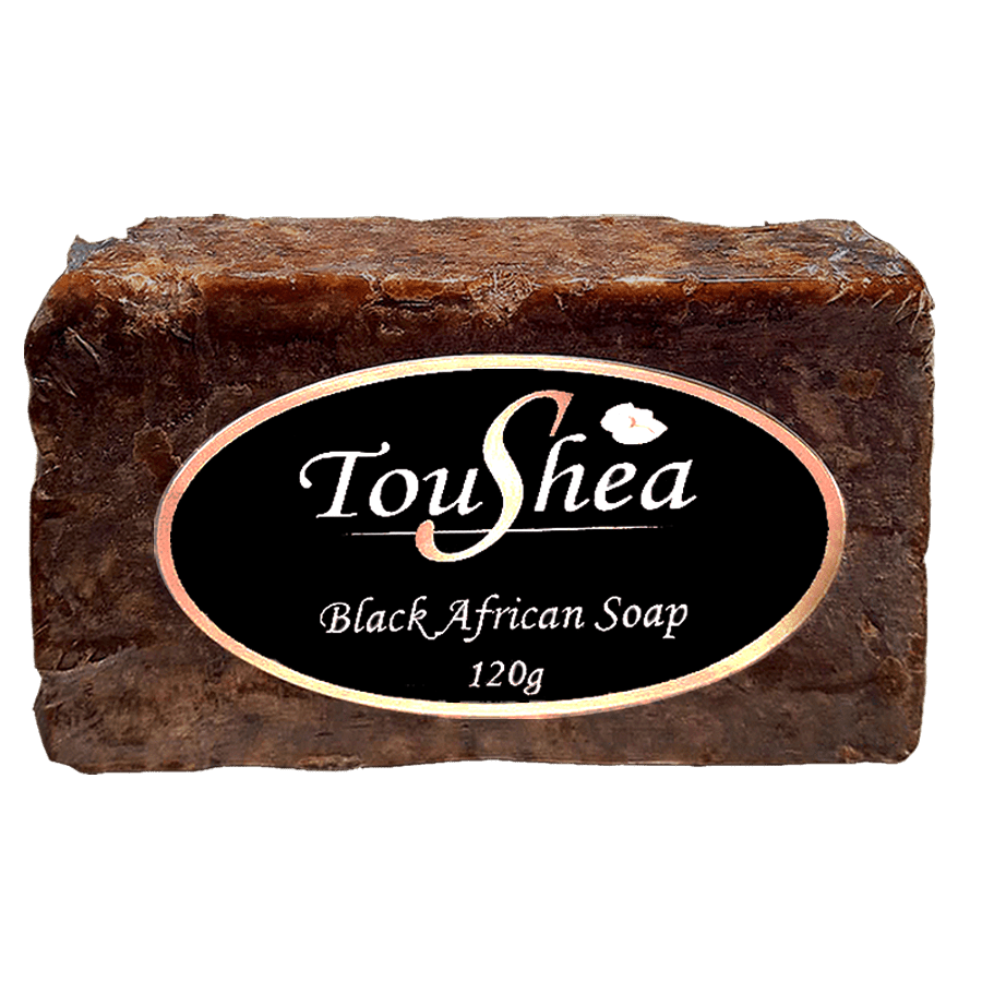 African Black Soap 120g