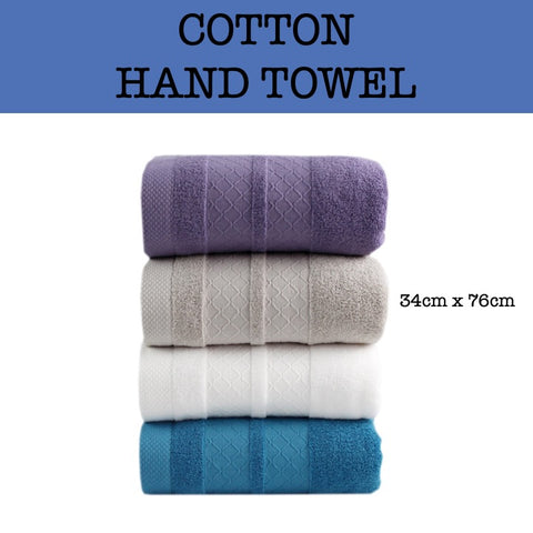 cotton hand towel corporate gifts door gift