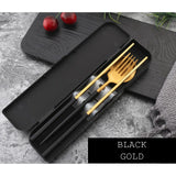 scandinavian cutlery set corporate gifts door gift