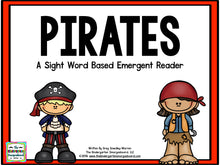 Pirates! Emergent Reader