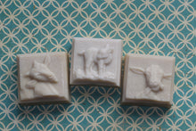 Unscented goat's Milk soap with shea butter