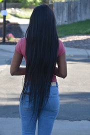 Straight Virgin hair