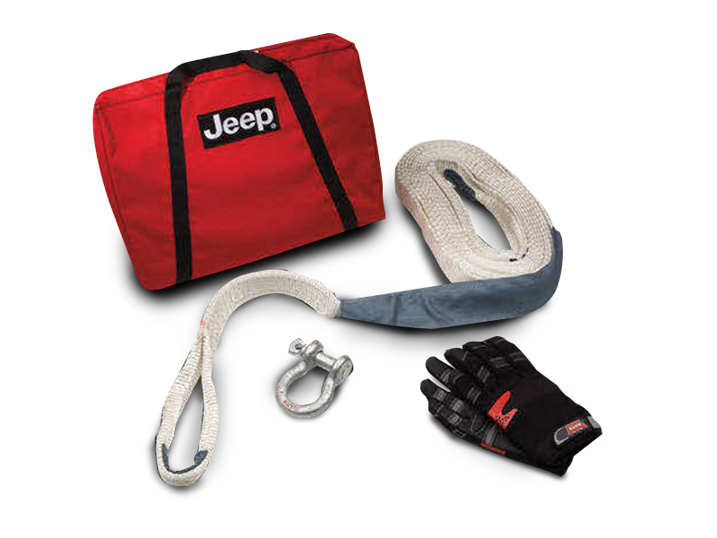 MOPAR Winch Accessory Kit