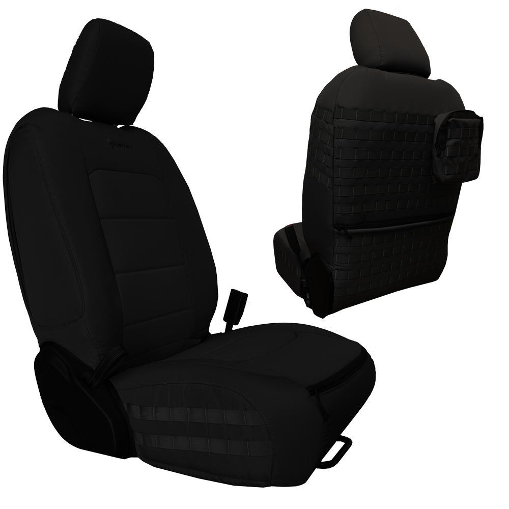 BARTACT Seat Covers for 18-up Jeep Wrangler JL & JL Unlimited