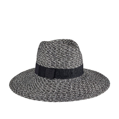 Hats - Womens Mixed Ultrabraid Fedora