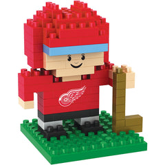 NHL Detroit Red Wings Mini BRXLZ Player Building Blocks