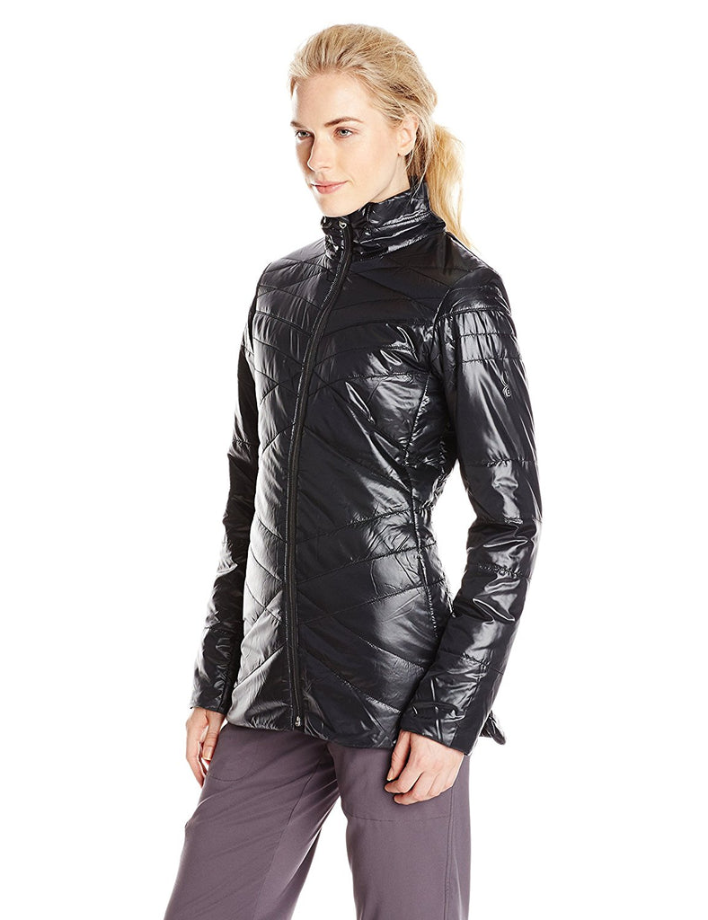 Spyder Women's Curve Long Jacket, Color Options