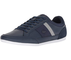 Lacoste Men's Chaymon 318 3 Fashion Sneaker, 2 Color Options