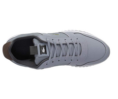 Lacoste Men's Joggeur 2.0 318 1 SPM Fashion Sneaker, Grey