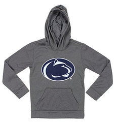 NCAA Youth Penn State Nittany Lions Pullover Grey Hoodie