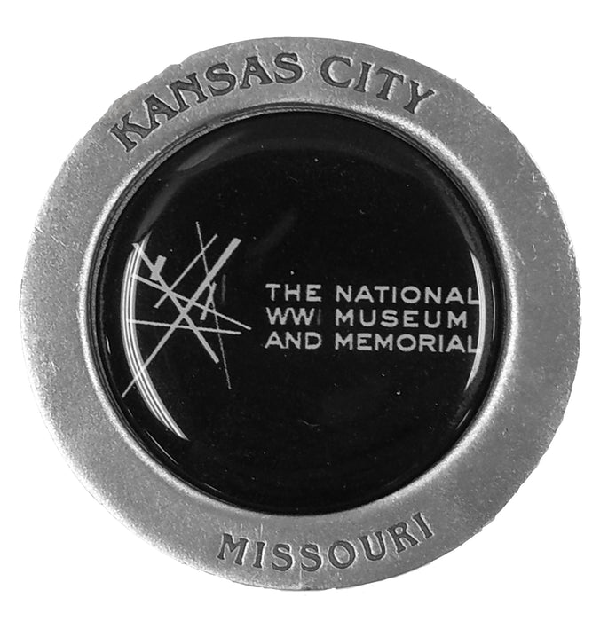 National WWI Museum & Memorial Challenge Coin