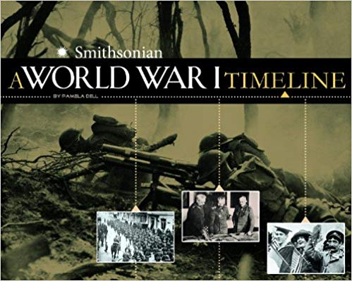 A World War I Timeline [Smithsonian]