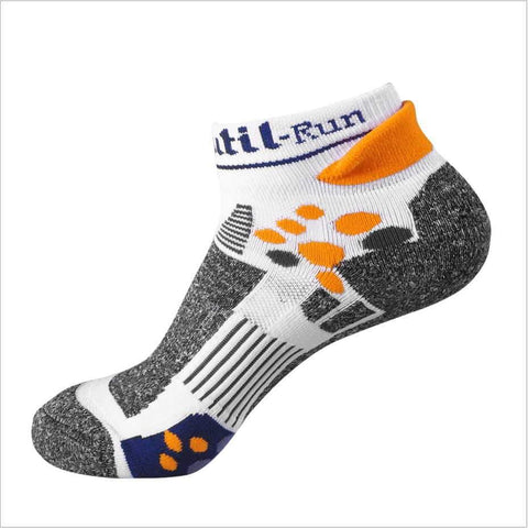 Professional EU 39 to 43 Bradyseism Mens Running Socks