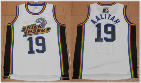 Aaliyah Bricklayers Basketball Jersey