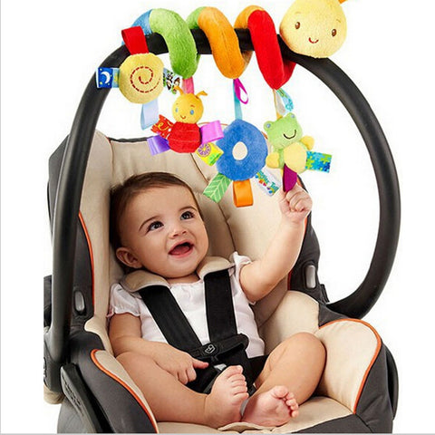 New Infant  Baby Crib Playing Toy
