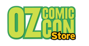 Oz Comic-Con Merchandise Store
