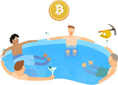 Bitcoin Pool Mining - Luck and Network Luck